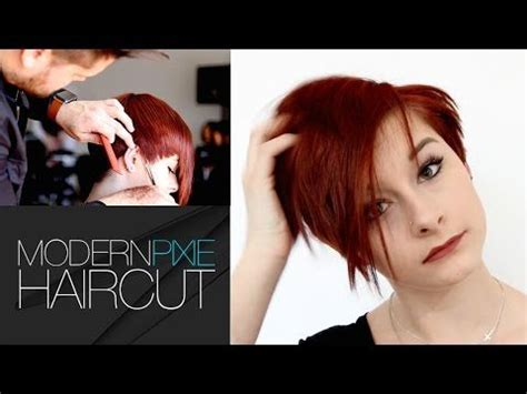 step by step pixie haircut tutorial how to modernize a pixie haircut tutorial matt beck vlog