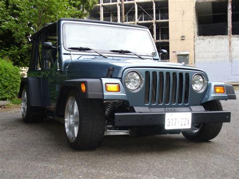 slammed jeep wrangler jeep wrangler r t pro touring lite