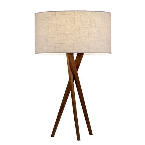 Drum Shade Table L by Bryce Table L With Drum Shade By Adesso L Brilliant