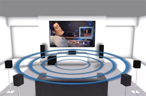 big   home theater dolby atmos  dtsx