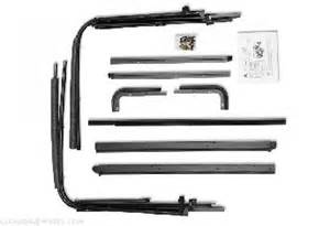 Jeep Top Hardware Bestop Factory Style Soft Top Hardware Kits For Jeep Jk
