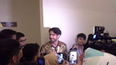 aktor indonesia di film munafik 2 kecemasan reza rahadian dengan munculnya isu soal