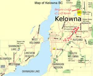 kelowna canada map map borgata lodge