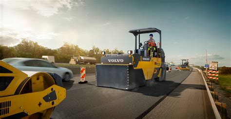 ptc asphalt compactors overview volvo construction equipment