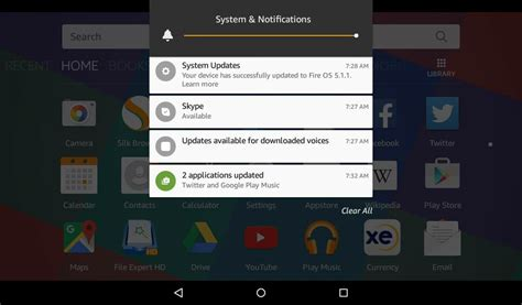 amazon os amazon fire os 5 1 1 update does it change anything