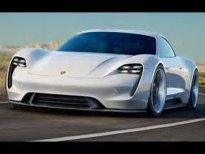 Electric Vehicle News 2016 New Porsche Mission E Interior 2017 Commercial Porsche