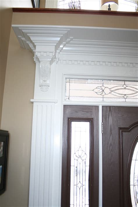 Exterior Door Molding by Exterior Door Molding Ideas Studio Design Gallery