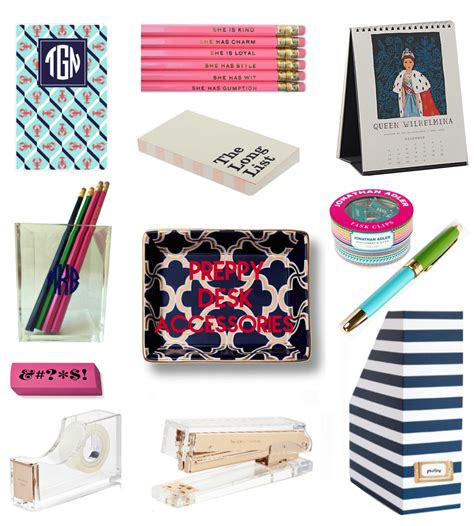 Preppy Desk Accessories Preppy Desk Accessories Preppy Paper Desk Accessories Solid From Pbteen Preppy Paper Desk