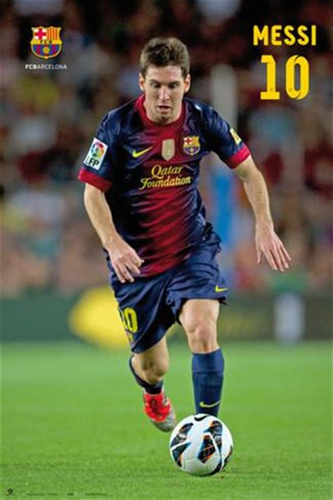 lionel messi fc barcelona biography fc barcelona lionel messi poster prints at allposters com