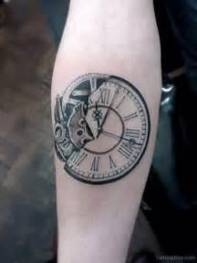 broken clock tattoo designs amp ideas 2017 collection