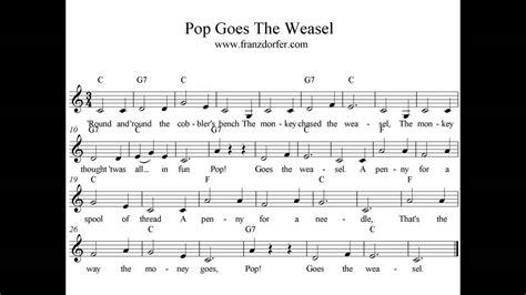pop goes the weasel 0747220247 pop goes the weasel instrumental youtube