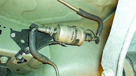 fuel filter functions symptoms and replacement cost car