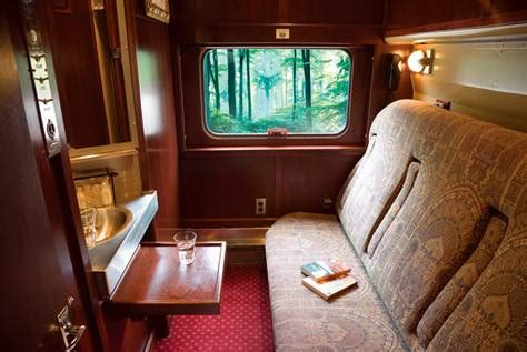 Amtrack Sleeper Car by Amtrak Partners With Luxury Rail Company Travel Luxury