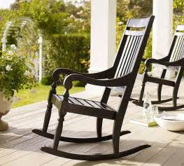 Wooden rocking chair outdoor outdoor rocking chair