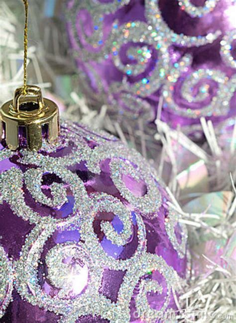 chasingrainbowsforever sparkling christmas ornaments