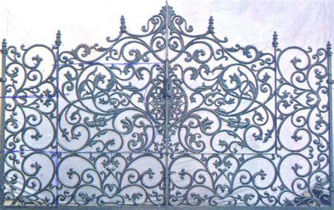 Home Entrance Design royal entry gate cast iron gates decorative gates front