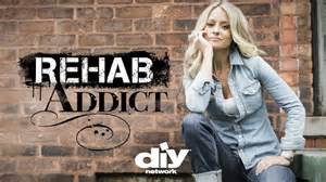Rehab addict nicole curtis as