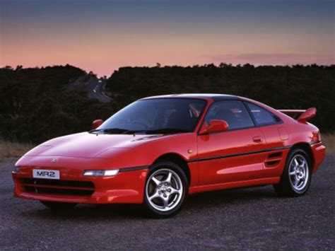 Toyota Sport Cars Toyota Working On New Sports Car Lineup New Mr2 To Join
