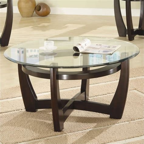 coaster living room 3 pack table set 700385 ernies in coaster 3 piece contemporary glass top occasional table