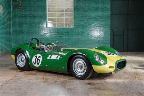 lister jaguar knobbly 187 pendine historic cars