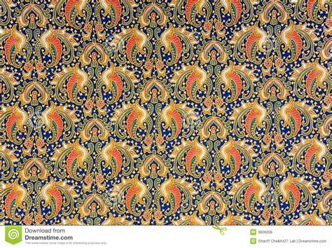 indonesian pattern design indonesian batik sarong royalty free stock photos image