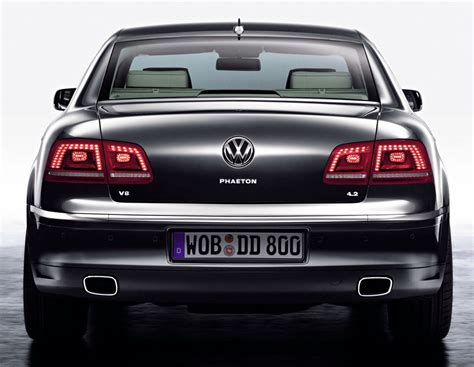volkswagen phaeton back cars collections april 2010