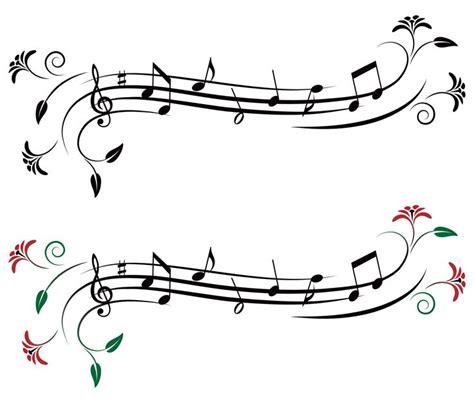 imagenes vectoriales musicales las 25 mejores ideas sobre notas musicales en pinterest y