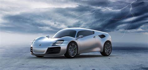 porsche electric hybrid is this porsche 356 e concept the all electric car porsche