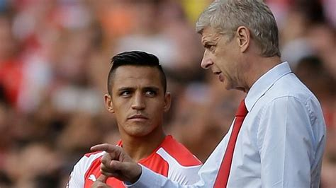 wenger speaks on alexis sanchez s move to psg onlinenigeria sanchez can be world class says wenger allsoccerplanet