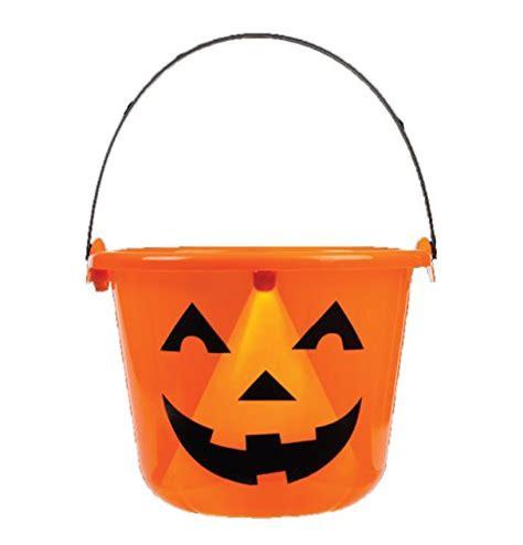 light up jack o lantern light up jack o lantern halloween candy bucket pale funtober