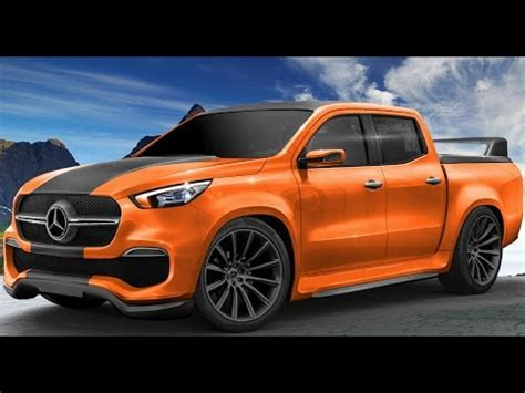 2019 Mercedes Truck Price by 2018 2019 Mercedes Amg Truck Exhaust Note