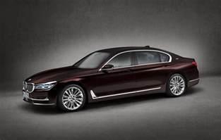 Bmw I10 2017 Bmw M760i Xdrive V12 Excellence A Sleeper Sedan