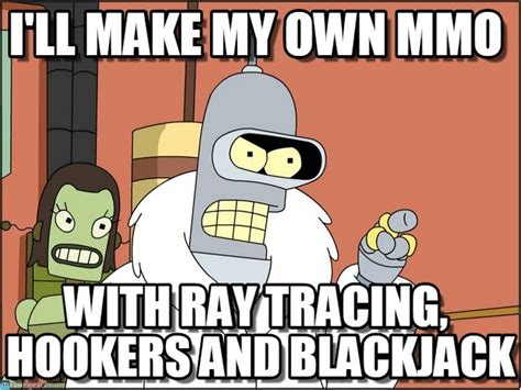 Make My Own Meme - i ll make my own mmo bender meme on memegen