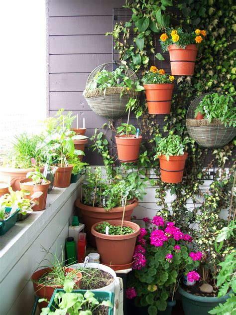 50 Best Balcony Garden Ideas And Designs For 2018 Balcony Vegetable Gardens
