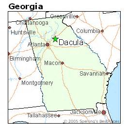 best places to live in dacula
