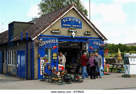 Where Is All Garage Filmed by Aidensfield Goathland Uk Stock Photos Aidensfield