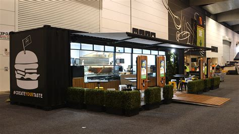 Nice Hourse by Pop Up Container Kitchen Amp Restaurant Pop Up Container
