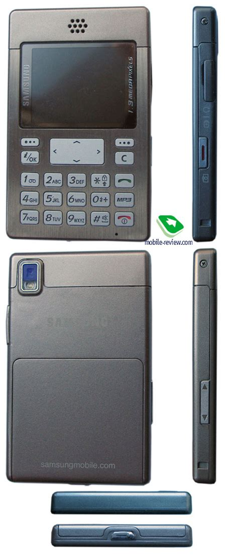 Casing Samsung Type D500 Fullset Jadul mobile review new models by samsung in the 4th quarter of 2005