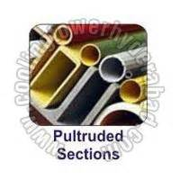 Pultruded Sections frp sections manufacturers suppliers exporters in india