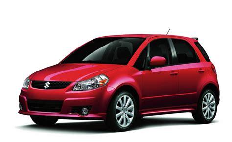 Suzuki Sx4 Recall Suzuki Sx4 Grand Vitara Recalled For Airbag Defect