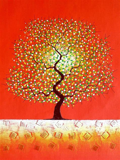 l decoration harmonie fond l arbre des r 234 ves tableau de