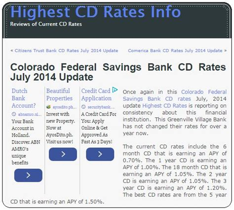 compare bank cd rates best 25 bank cd rates ideas on