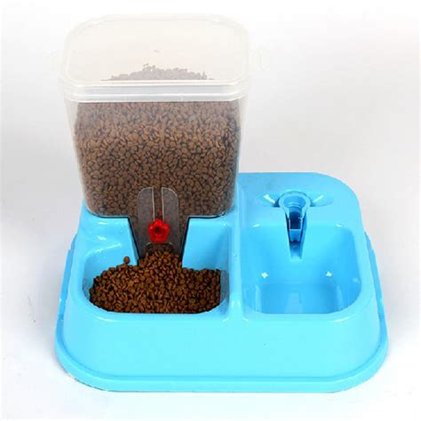 Water Dispenser For Cats fashion cat bowl feeder bowl water dispenser pet
