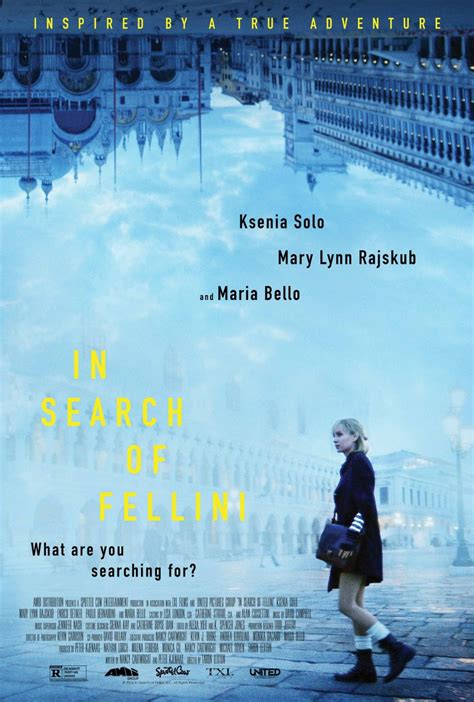 In Search Of A We Go In Search Of Fellini In The New Trailer Live For