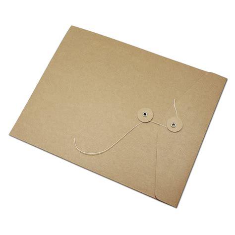 Paper Doyleys 4 5 dhl 31 23 5cm retro kraft paper erect file document bag pocket envelope a4 filing paper