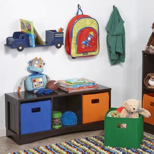 kids cubby bench riverridge kids bench with 3 cubbies espresso home