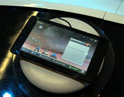 Tablet Huawei S7 Slim huawei intros the ideos s7 slim tablet at mwc 2011