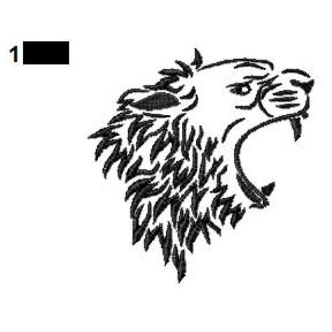 cartoon lion tattoo designs lion tattoo embroidery designs 19