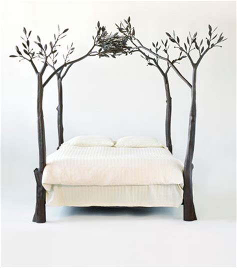tree bed frame for sale tree bed eclectic beds by shawn lovell metalworks