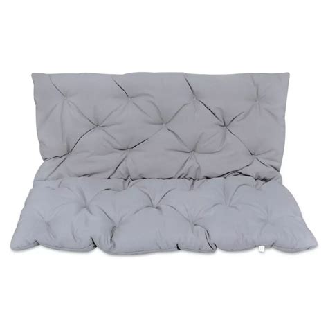 cuscini dondolo articoli per cuscino grigio per dondolo 120 cm vidaxl it